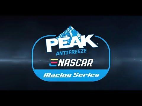 Don't miss the eNASCAR PEAK Antifreeze iRacing Series finale