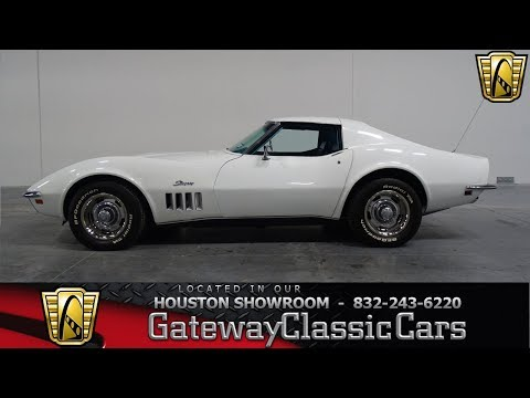 Video of '69 Corvette - M5JL