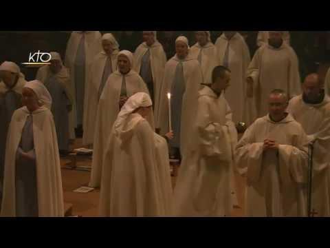 Vêpres et Eucharistie du 5 novembre 2016
