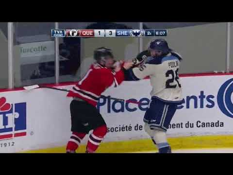 Nicolas Poulin vs. Matthew Boucher
