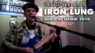 Electro Harmonix Iron Lung Video