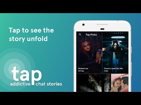 Tap - Chat Stories by Wattpad video