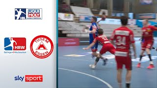 HBW Balingen-Weilstetten - TuSEM Essen | Highlights - LIQUI MOLY Handball-Bundesliga