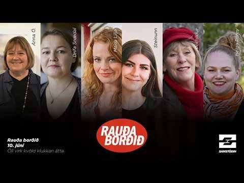 Rauða borðið: Kvennabarátta á krepputíma