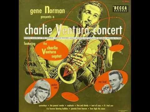 Gene Norman Presents a Charlie Ventura Concert 1949