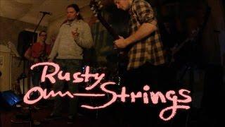 Video Rusty Strings - Balada o Bílém ptáku (live 1.4.2017)
