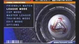 Winning Eleven 6 Final Evolution GameCube English