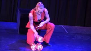 Diabolo Act, (Inception) 6 minutes