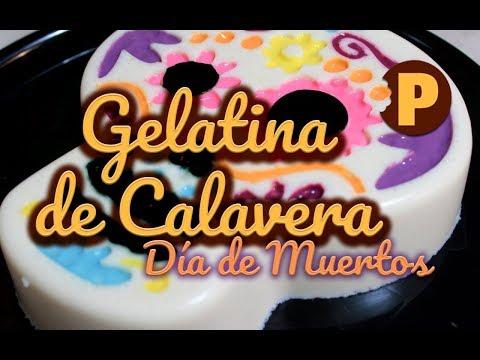Vídeo Gelatina de Calavera