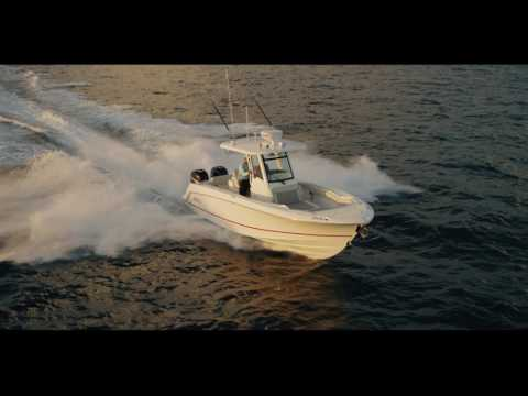 Boston Whaler 280 Outragevideo