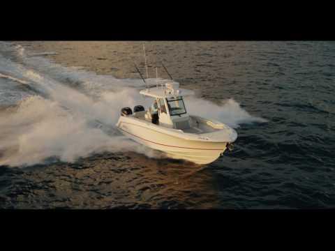 Boston Whaler 280 Outrage video