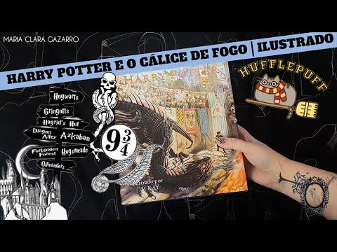 HARRY POTTER E O CÁLICE DE FOGO | ILUSTRADO