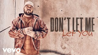 Mitchell Tenpenny Don't Let Me Let You