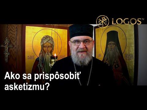OTCOVIA PÚŠTE (416) Sv. Izák Sýrsky - Vyjdime z tábora