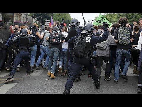 Γαλλία: Πέρασε από την γερουσία το νομοσχέδιο για τα εργασιακά