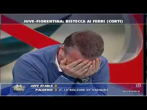 QSVS - Luciano Passirani e la caduta del parrucchino in diretta
