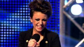 Cher Lloyd's X Factor Audition (Full Version) - itv.com/xfactor