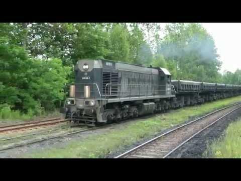 Poland Sand Railways-Russian Alcos