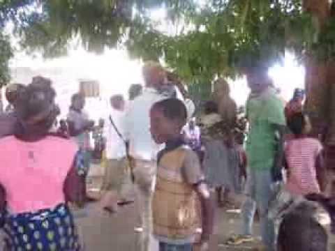 Danza africana africa etiopia