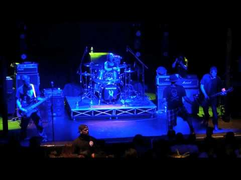 Monster X - I'm a Mole at the Observatory 6-1-12