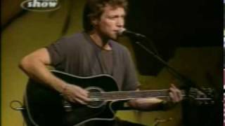 Jon Bon Jovi - Destination Anywhere     |  live  |