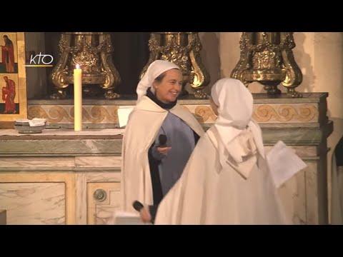 Messe avec Profession temporaire de soeur Lucja