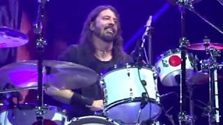 Foo Fighters - Under pressure @ Sportpaleis Antwerpen, 11-6-2018