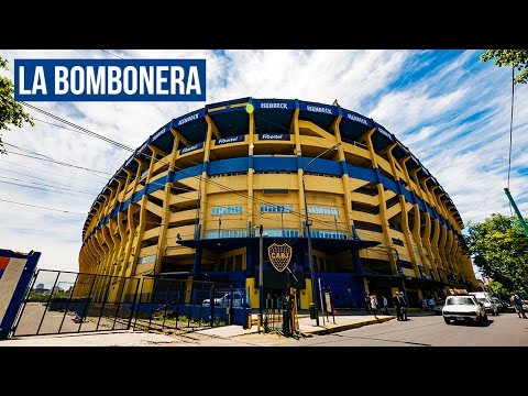 LA BOMBONERA | BOCA JUNIORS STADIUM TOUR