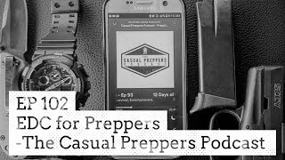 EDC For Preppers