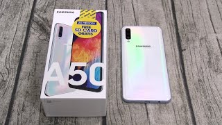 Samsung Galaxy A50 Real Review