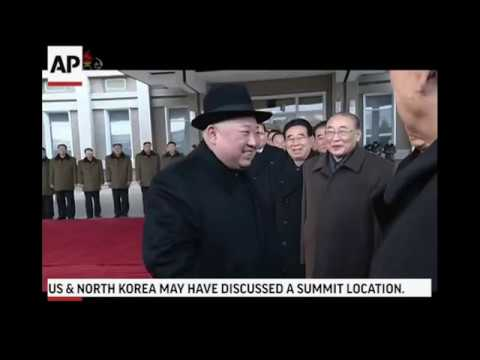 North Korean leader Kim Jong Un arrived in Beijing on Tuesday at the start of a four-day visit, in what's likely an effort to coordinate with his only major ally ahead of an expected second summit with US President Donald Trump. (Jan. 8)