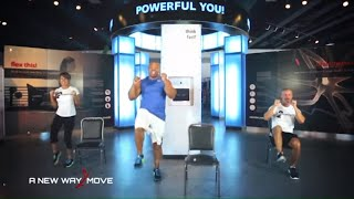 A New Way 2 Move an exciting new senior exercise television show on JLTV
