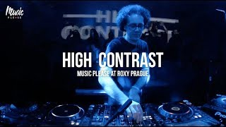 High Contrast - Live @ Roxy Prague 2017