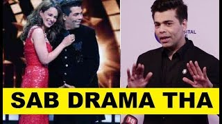 Karan Johar's Angry Reaction On Friendship With Kangana Ranaut