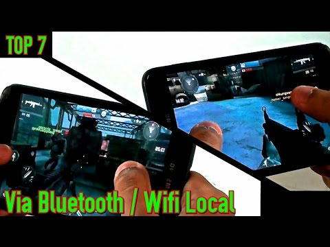 Top 5 Juegos Multijugador Wifi Local Y Juegos Por Bluetooth Y Via