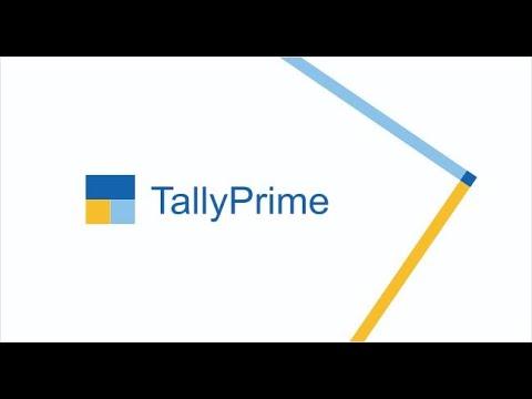 Introducing TallyPrime!   TallyPrime Walkthrough