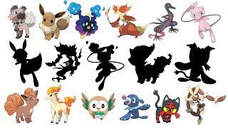 Rockruff  - (Pokémon) - Funny Pokemon Fusion - Fan Requests #21: Mew + Eevee + Rockruff
