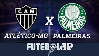 Atlético-MG 1 x 1 Palmeiras - 11/11/2018 - Brasileirão