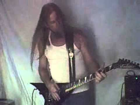 Satch Boogie. As played by Bruce White (aka Axe Maniac)wmv