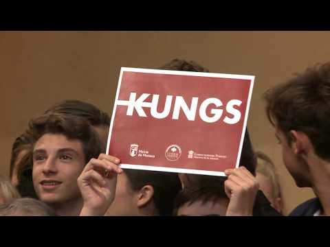 Concert : young people from the Principality choose Kungs