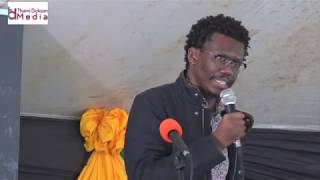 Advocate Thembeka Ngcukaitobi Speaks about the first unknown black Advocate in SA