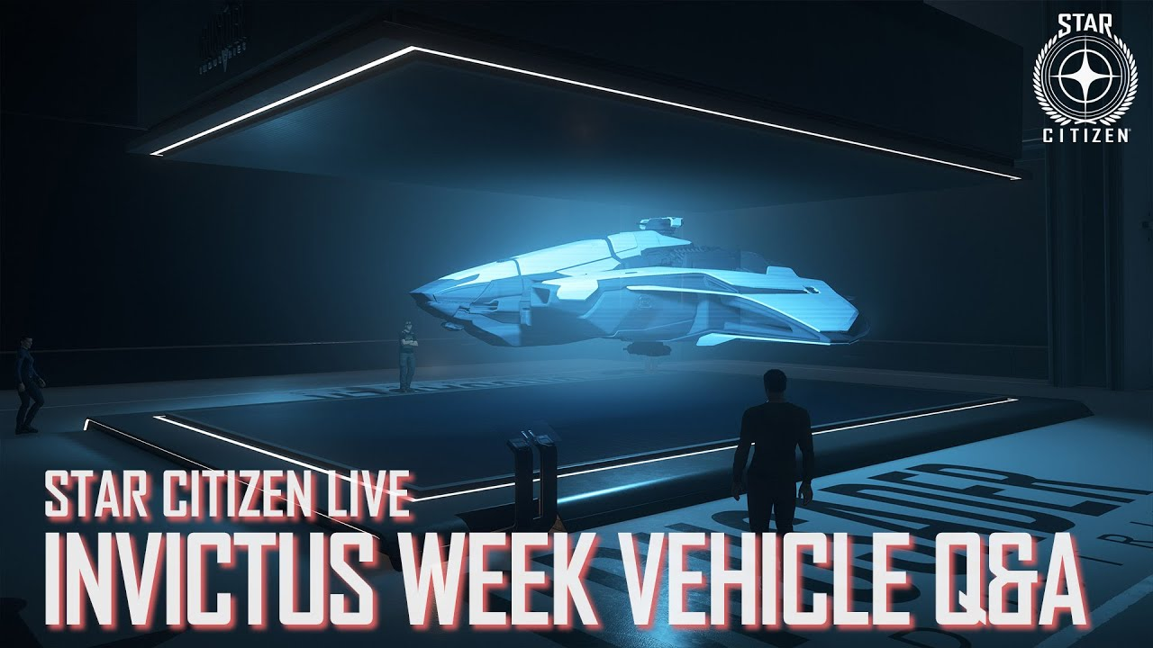 Star Citizen Ship Updates