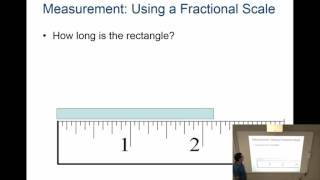 US Customary Measurement System / Activity 3.1b Linear Measurements with US Customary Units