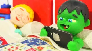 BABY HULK CAN