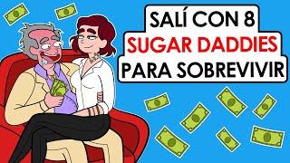 Salí con 8 Sugar Daddies Para Sobrevivir (Ahora soy Millonaria). Esta es mi Historia
