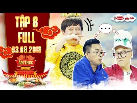 Thiên đường ẩm thực 4|Tập 8 full:Nguyễn Hoàng Duy, Nguyễn Hồng Thuận và sự trở lại lầy lội hơn xưa