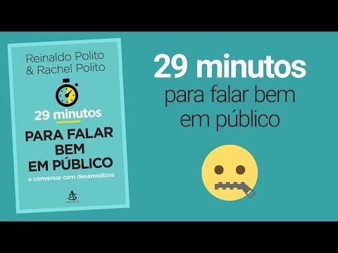 29 MINUTOS PARA FALAR BEM EM PÚBLICO - RESUMO