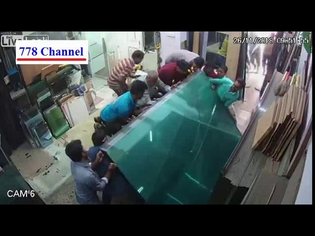 Последствия несоблюдения техники безопасности на стеклозаводе