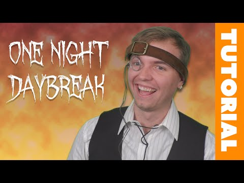 One Night Ultimate Werewolf Daybreak How to Play [Rum and Board]
