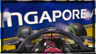 ROLLER COASTER RACE! MY FAVOURITE RACE OF THE SEASON SO FAR! - F1 2018 Career Mode Part 120